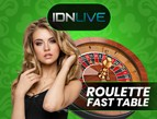 Roulette 2 Fast Table IDNLIVE